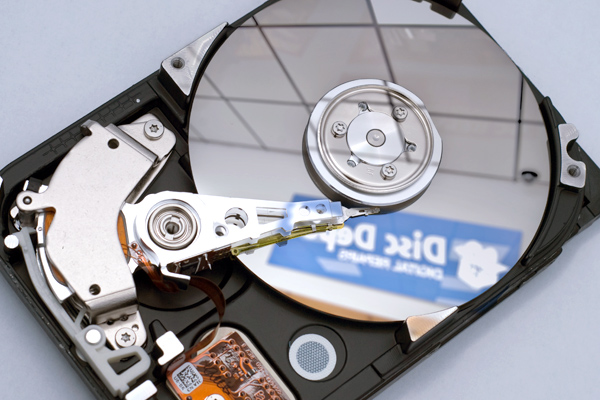 how to get data from a brocken hard drive