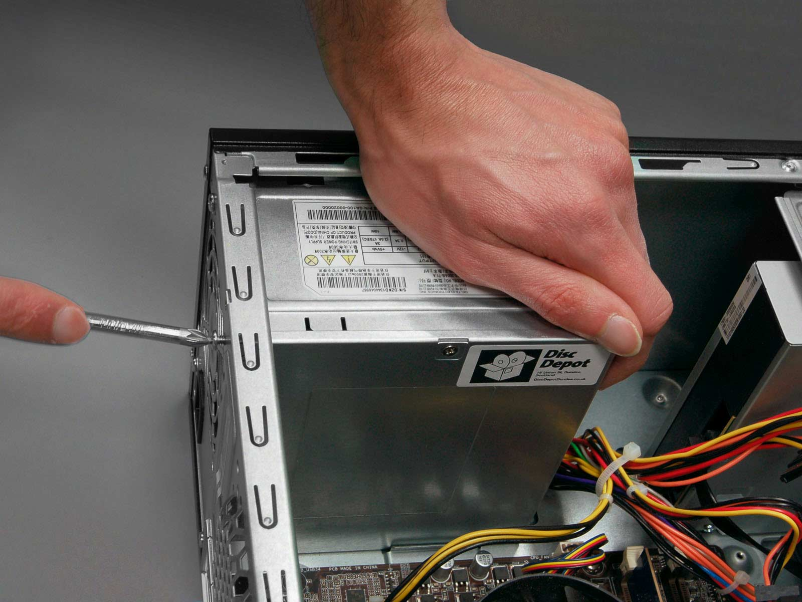 Replacement PSU Installation and Upgrade for Desktop and Laptop ...