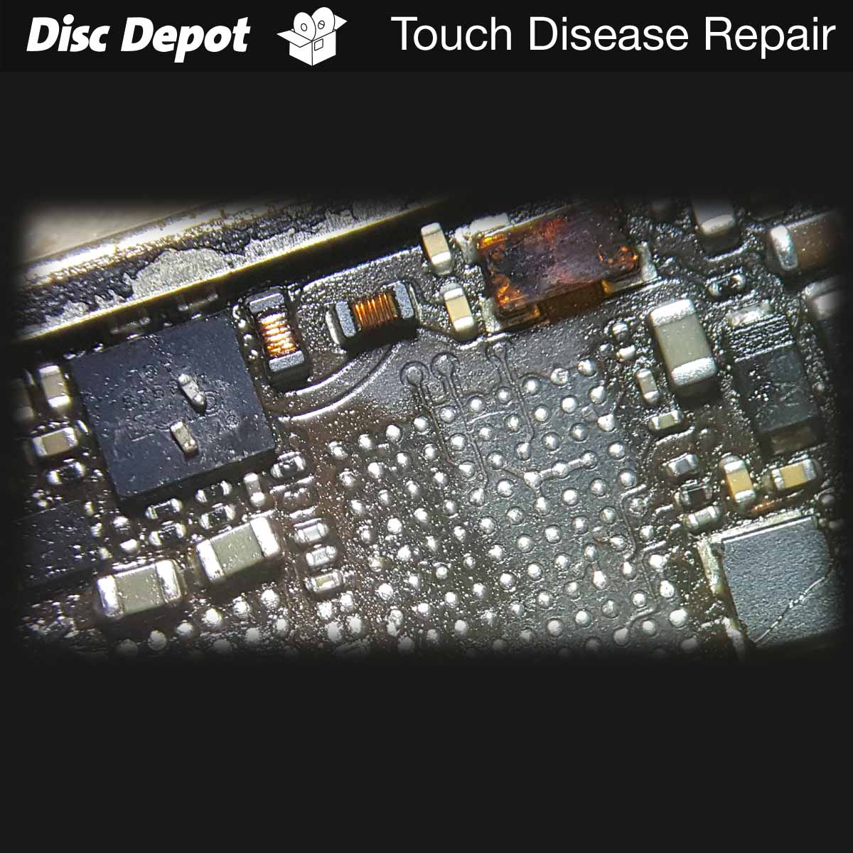 "buy online f423e cabc9 Dundee's iPhone 6 ""Touch Disease"" Repair Centre 