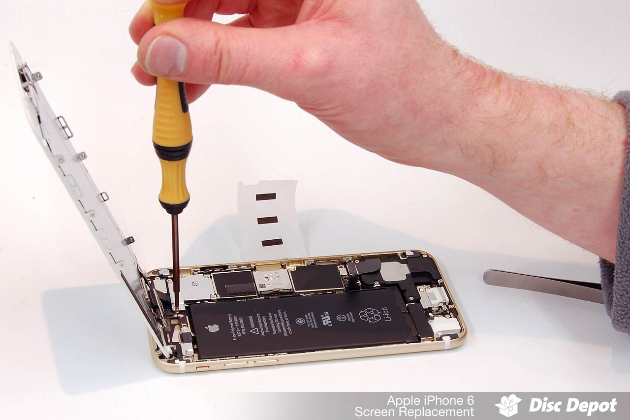 iphone 6 repair apple iphone 6 screen assembly replacement process at 11394