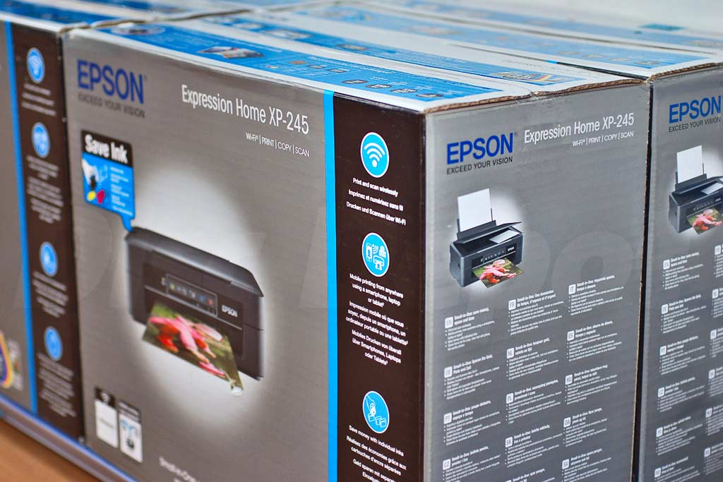 Epson Xp 245 All In One Printer Now In Stock Disc Depot