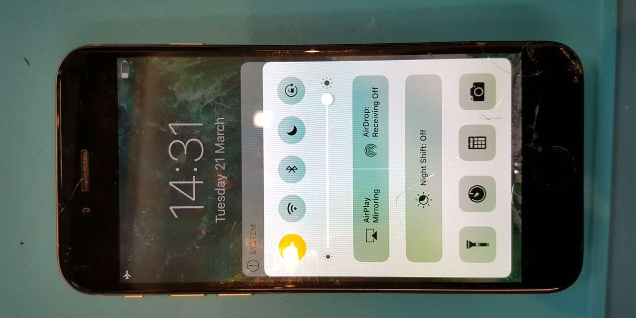 Apple iPhone and iPad Backlight & Dim Screen Repair | Disc Depot Dundee